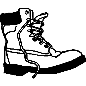 300x300 Boots Clipart Safety Boot