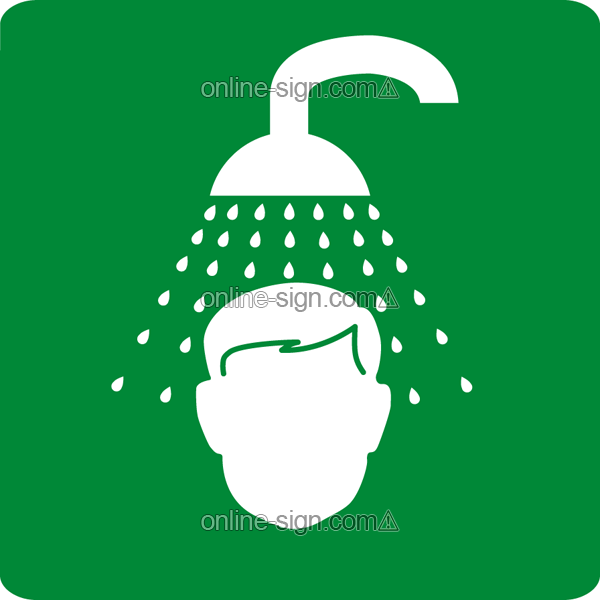 600x600 Shower clipart pictogram