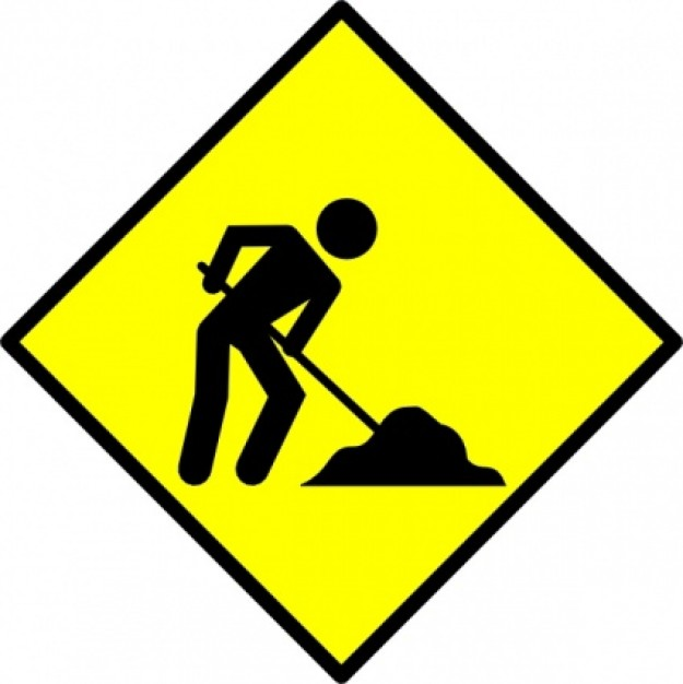 625x626 Free Safety Sign Clipart