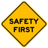 170x170 Clipart Of Safety First Symbol K9543483