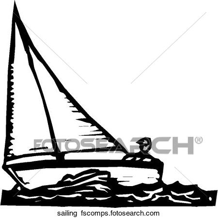 450x451 Clipart Of Sailing Sailing