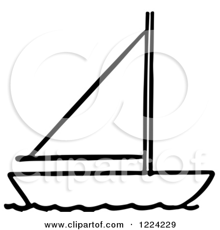 450x470 Sailboat Clipart Speed Boat