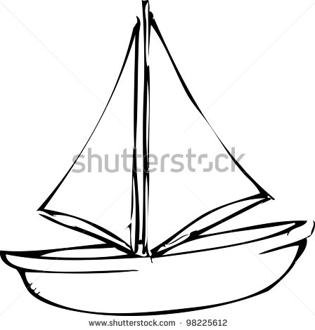 Sailboat Drawing Free Download Best Sailboat Drawing On Clipartmag Com