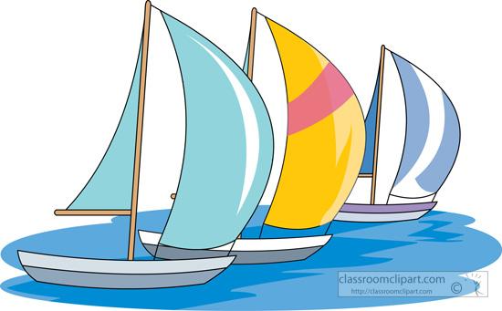 550x341 Boat Clipart Sail