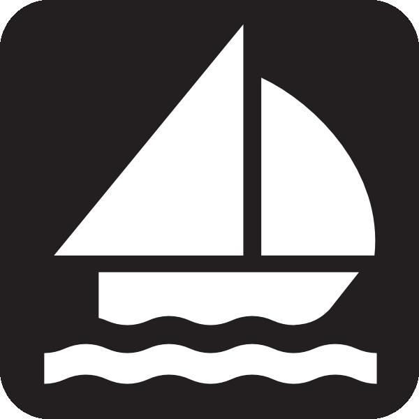 600x600 Boat Sailing 2 Sea Sea Clipart, Boating And Clip Art