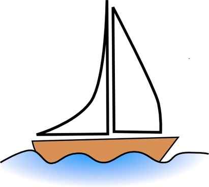 411x368 River Boat Clip Art Free Vector Download (213,706 Free Vector)