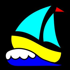 300x300 544 Free Clipart Sailing Boat Public Domain Vectors