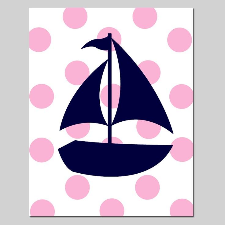 736x736 Sailing Boat Clipart Pink