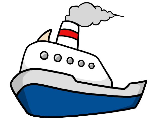650x511 Boat Clipart