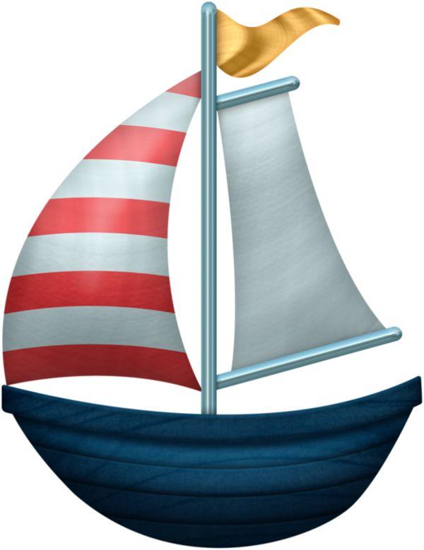 Sailing Boat Clipart