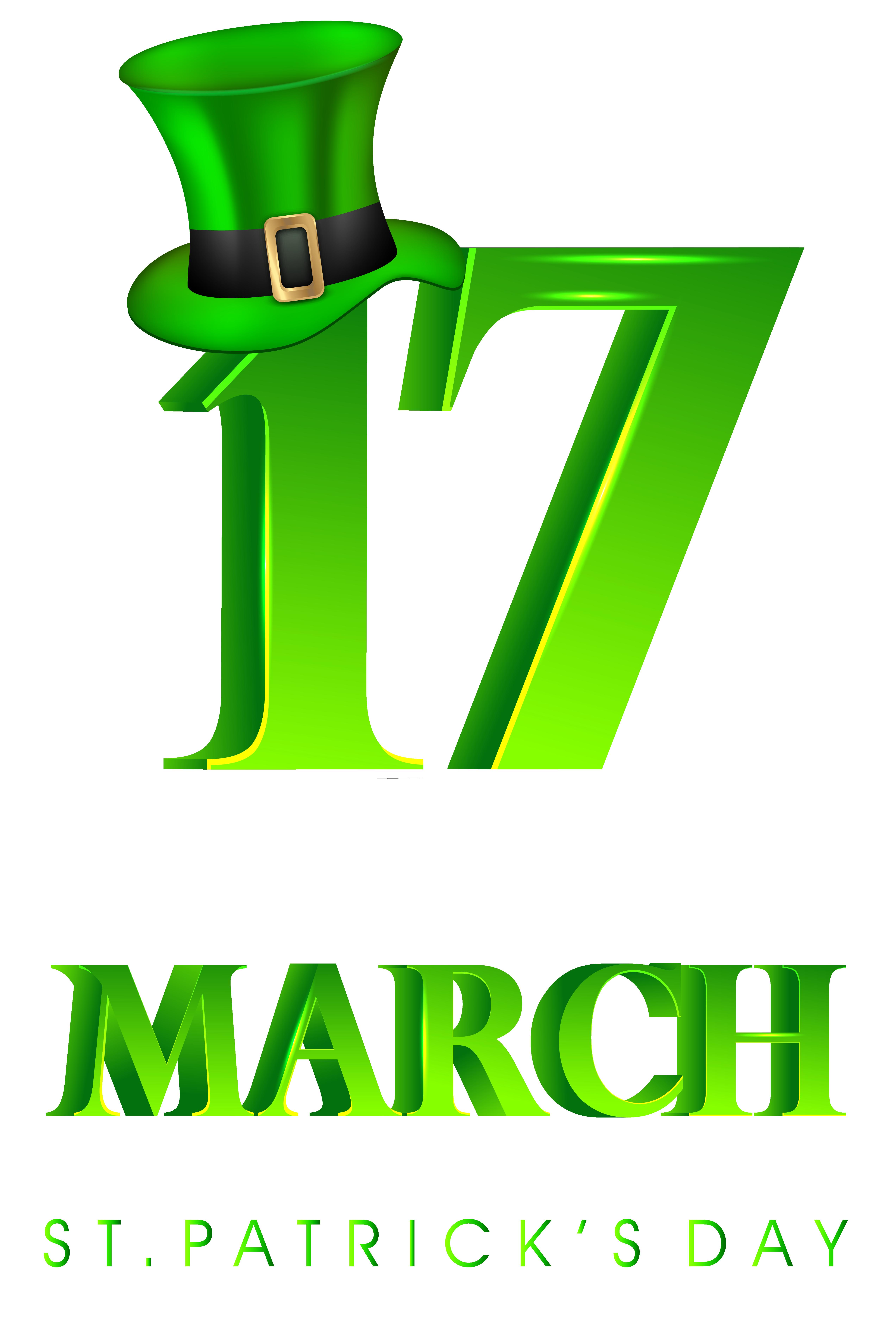 Saint Patrick Day Clipart