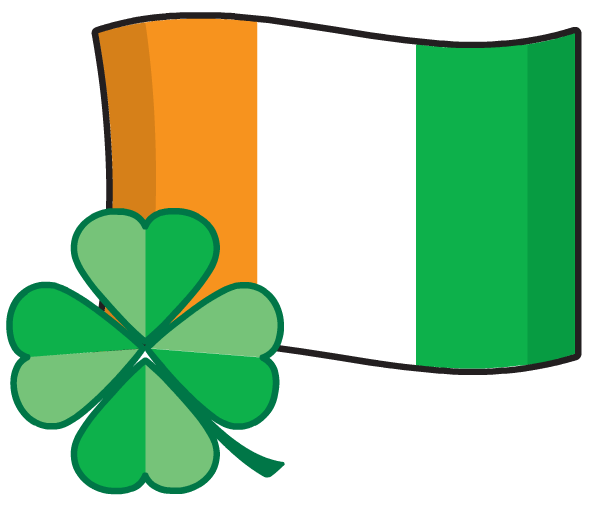 600x507 Celiac Baby! Happy St. Patrick's Day!