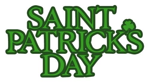 499x281 Clipart St Patricks Day