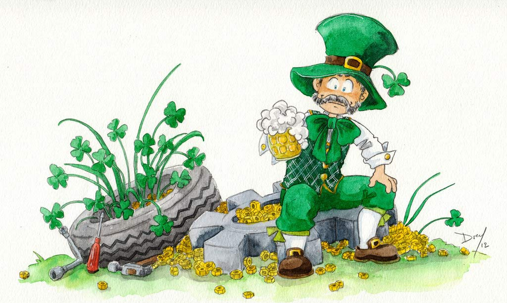 1024x612 Collection St. Patrick's Day By Techgnotic