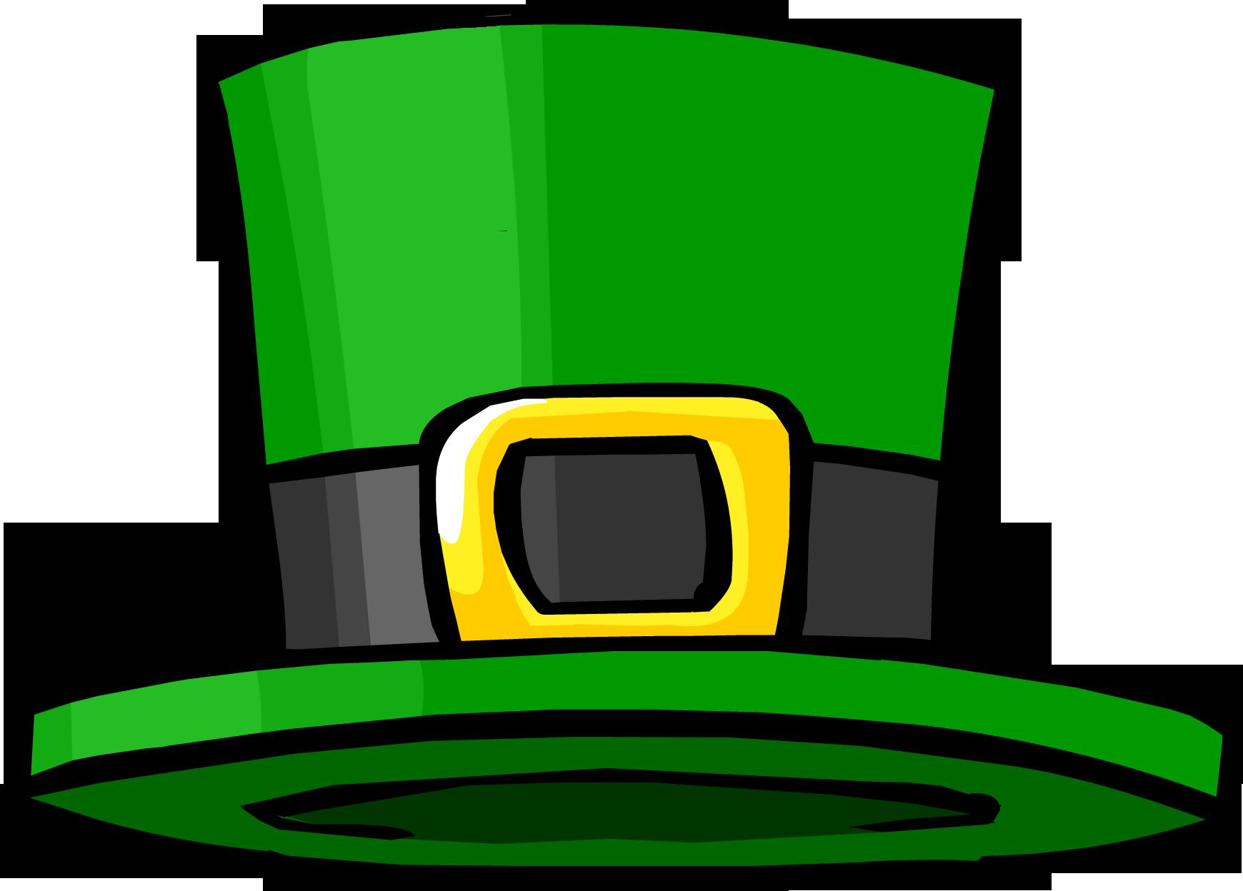1740x1248 Gigantic St. Patrick's Hat Club Penguin Wiki Fandom Powered By