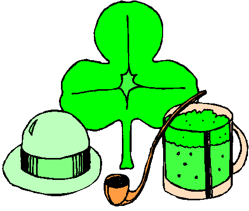 490x414 St Patricks Day Clip Art Download