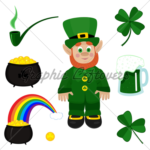 500x500 Wallalaf St Patricks Day Clip Art