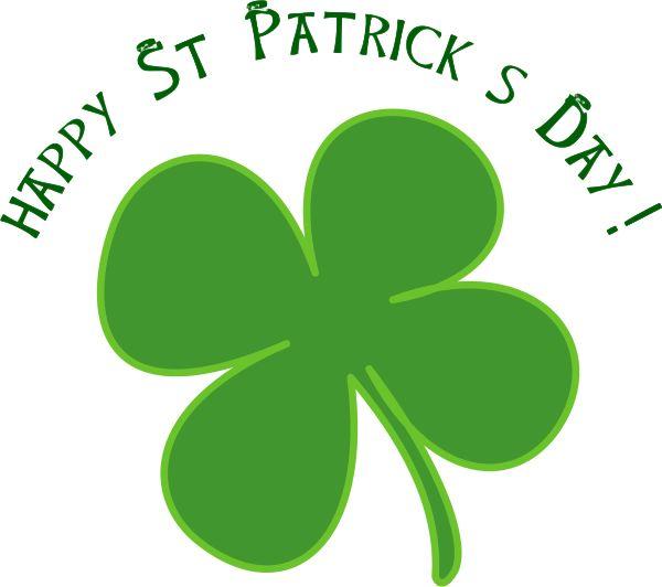 600x532 94 Best St. Patrick's Clip Art Images Drawings