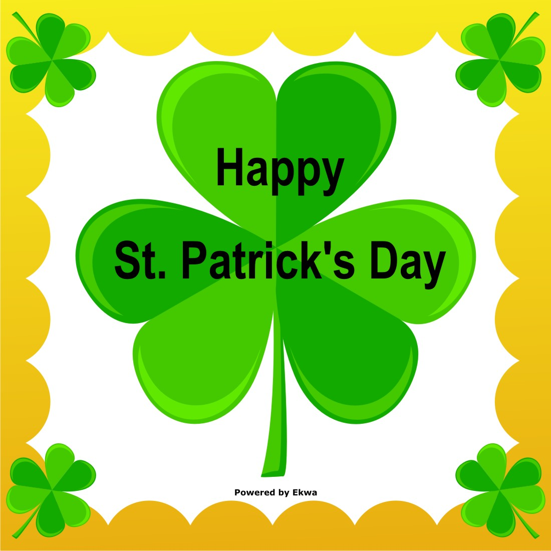 1100x1100 Resource St. Patrick's Day Graphics