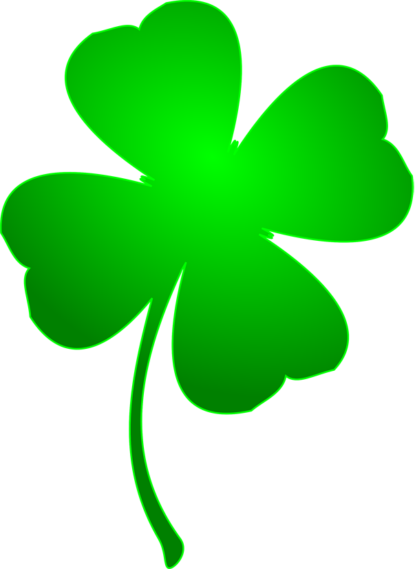 603x827 St Patrick's Day Clipart