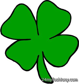 329x350 St. Patrick's Day Clover Images 2016 2017 B2b Fashion