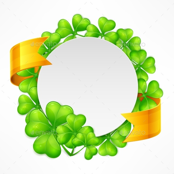 590x590 St. Patricks Day Round Tamplate By Creator776 Graphicriver
