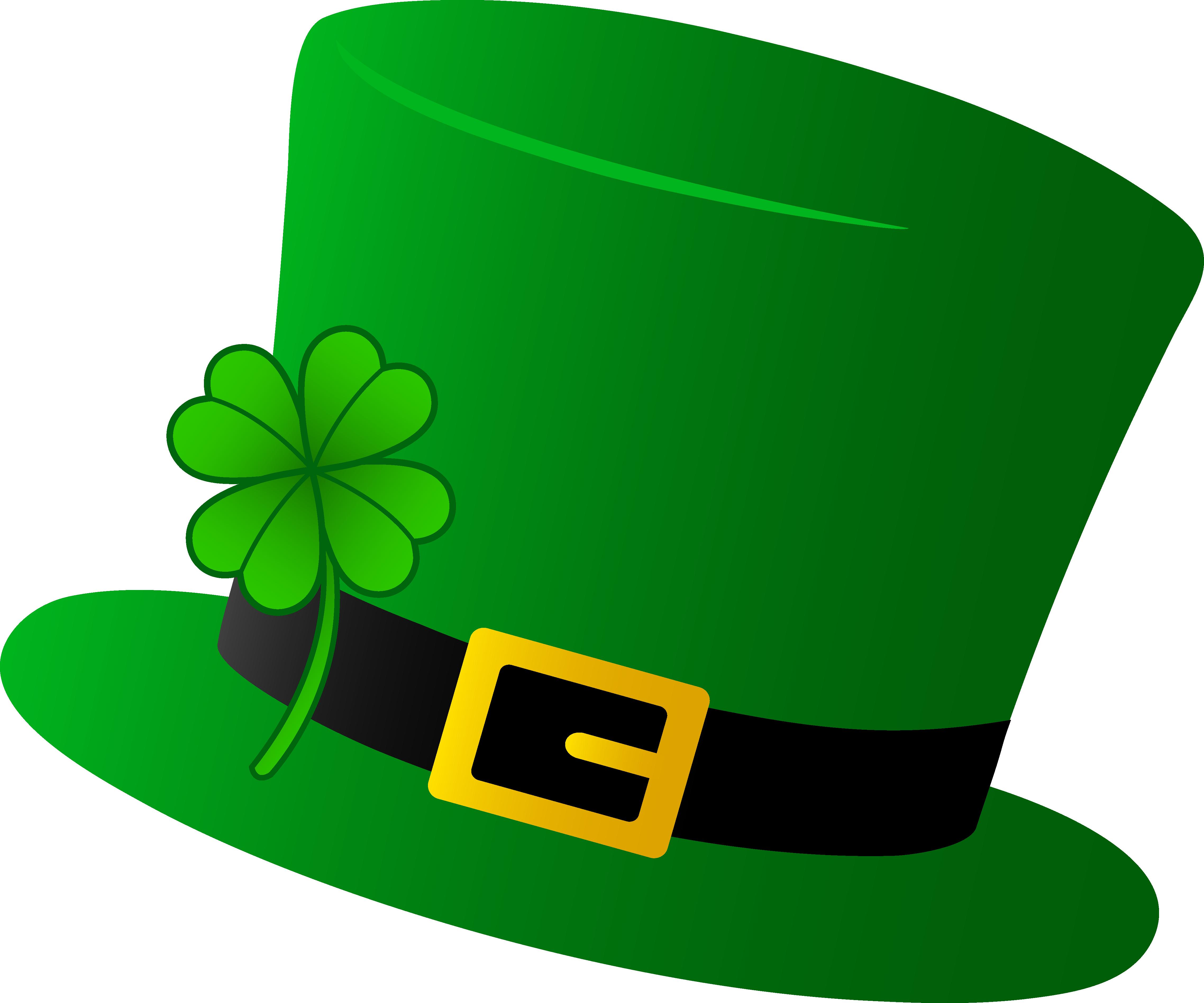 4552x3791 Green Saint Patricks Day Hat