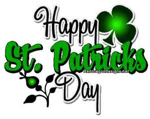 300x237 Happy St Patrick's Day Clipart