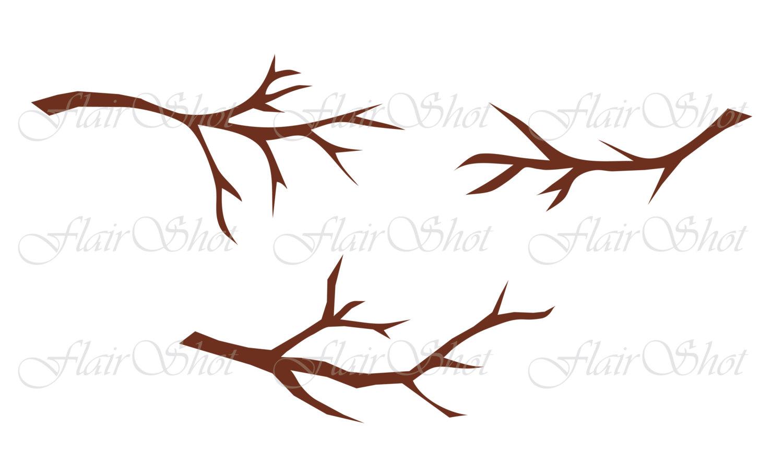 1500x910 Digital Clip Art, Red Cherry Blossom Clip Art, Red Sakura Tree