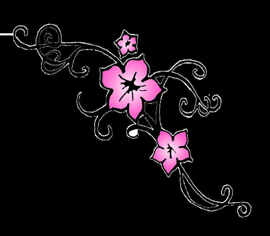 900x787 Cherry Blossom Clip Art