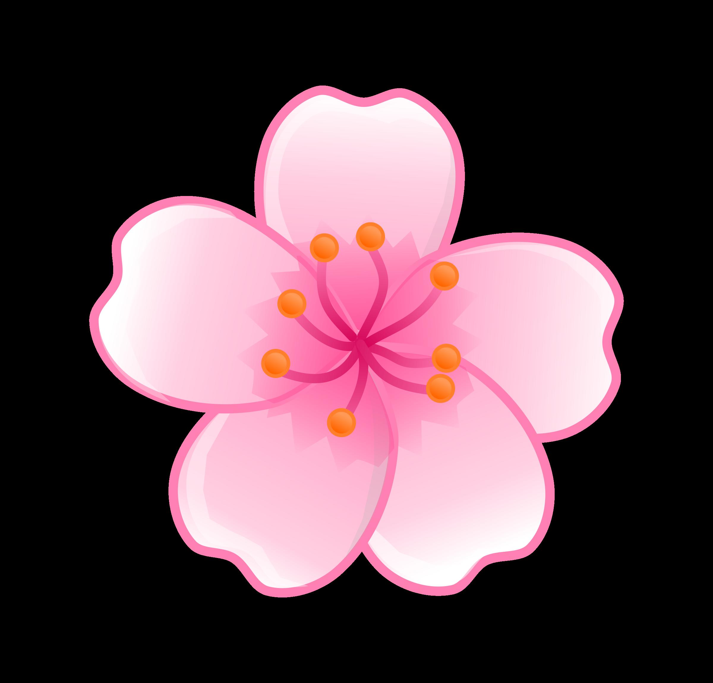 2400x2300 Japanese Clipart Japanese Flower