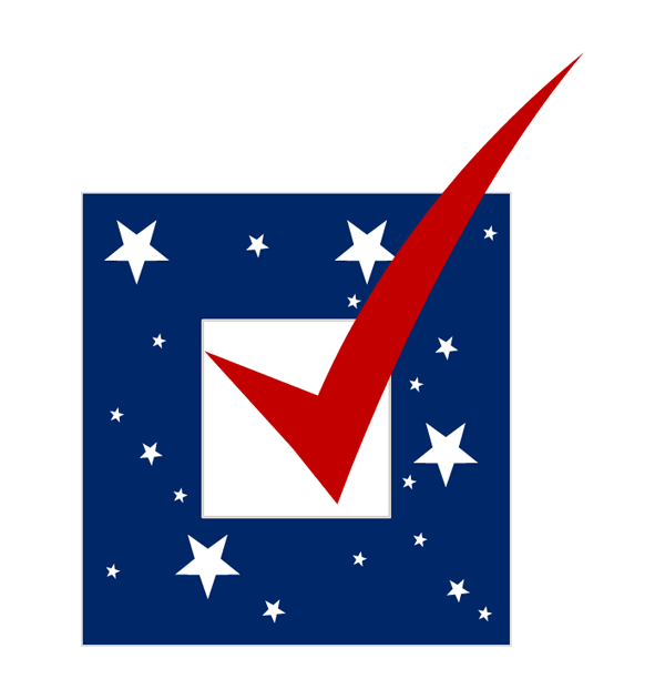600x630 Election Border Cliparts#205290