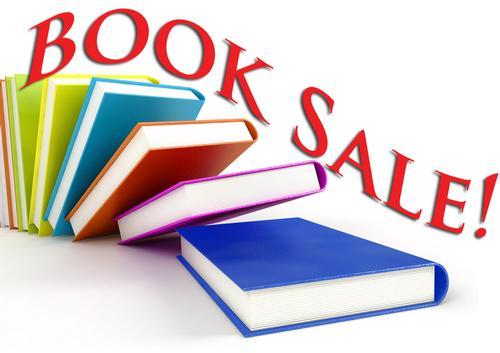 500x353 Used Book Sale Clip Art Cliparts