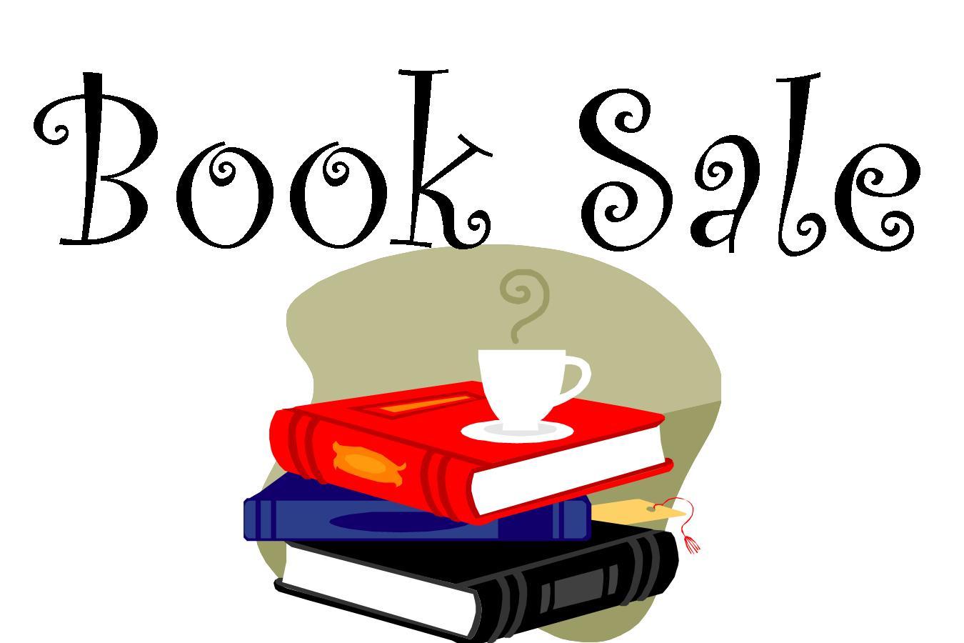1350x900 Book Sale Clip Art