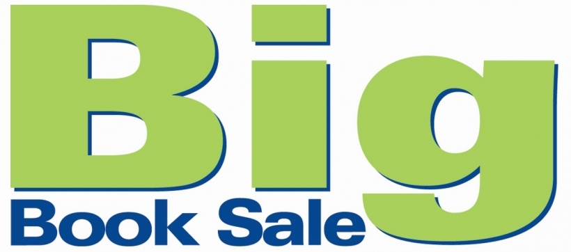820x362 book sale clip art clipart best inside clip art books for sale