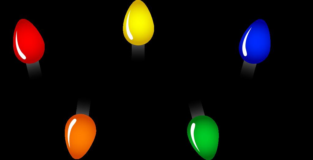 1024x526 Christmas ~ Christmas Clip Art Christmas Lights Animatedghts