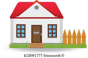 295x194 House Sale Clip Art Royalty Free. 21,533 House Sale Clipart Vector