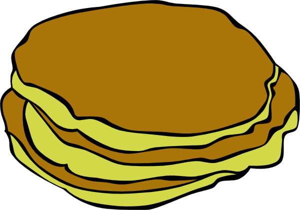 600x420 Off Sale Pancake Clipart Clip Art Breakfast 2
