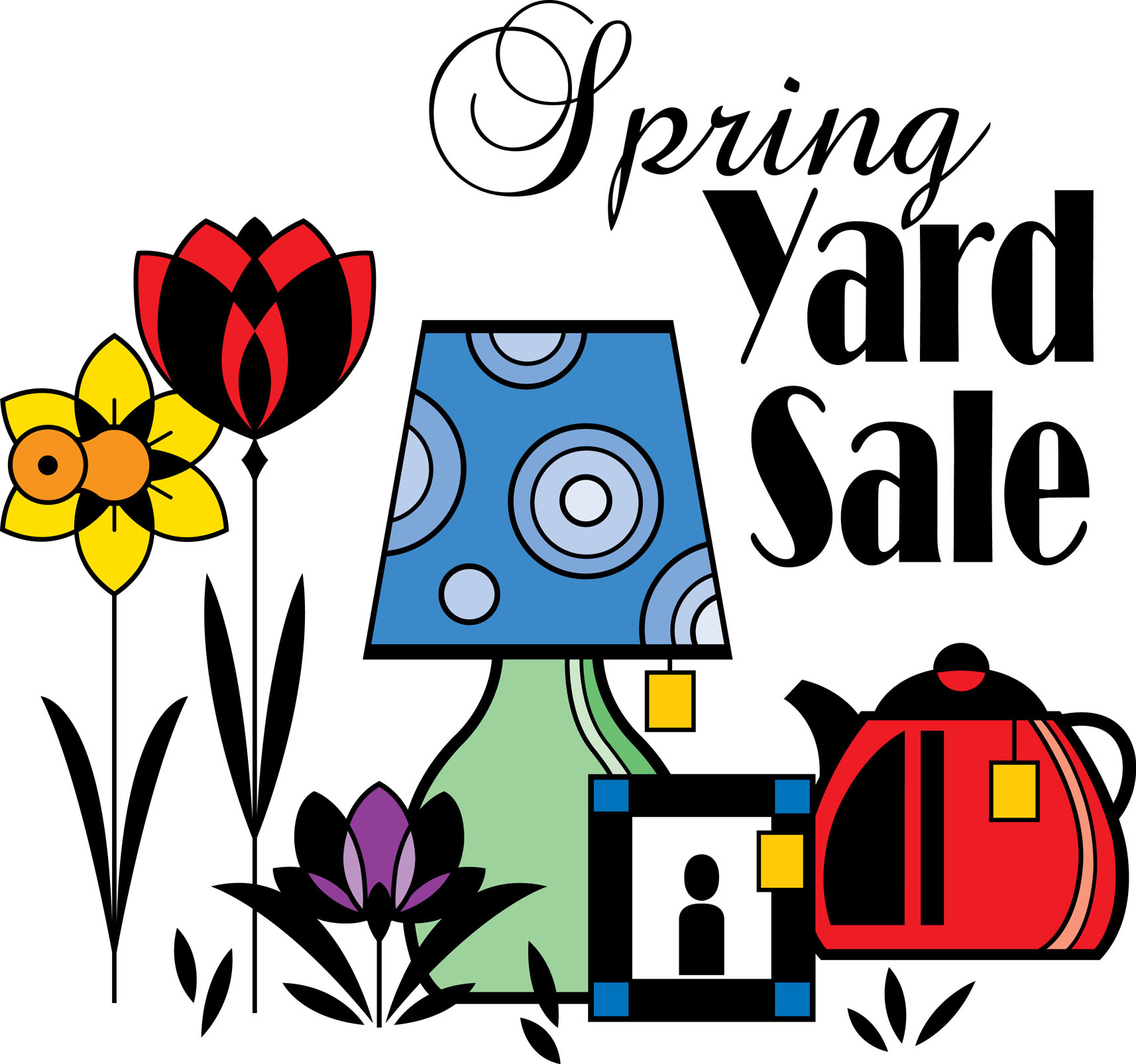 1714x1606 Clip Art Yard Sale