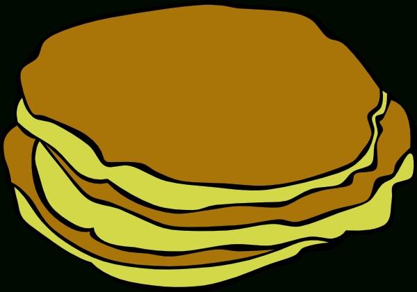 600x420 Off Sale Pancake Clipart Clip Art Breakfast 2 2