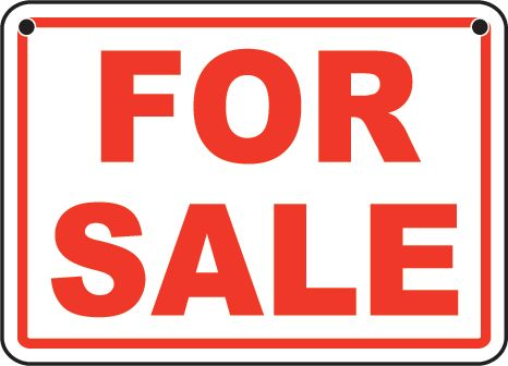 Sale Sign Clipart