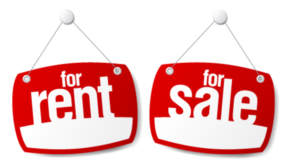 1000x581 Property Sale And Rent Signs