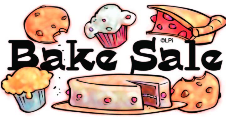 720x375 Bake Sale Clipart