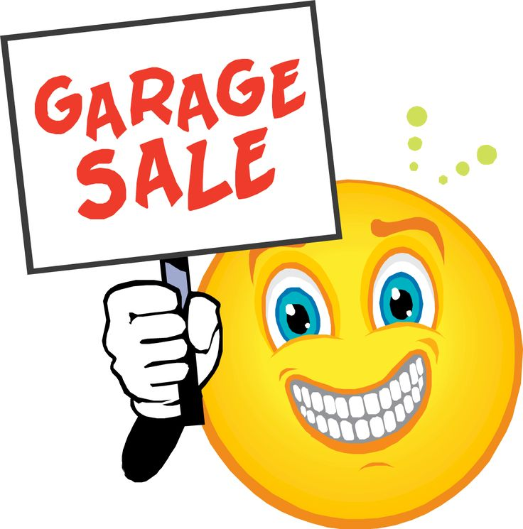 736x745 Garage Sale Sign Images Garage Sale Smiley Stuff To Buy