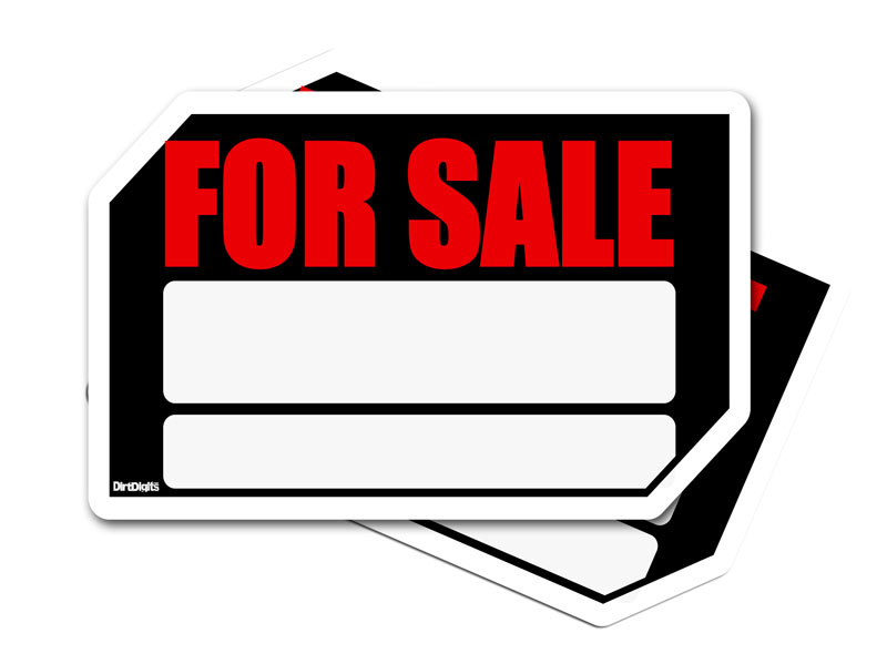 800x599 The Ultimate Dirt Bike For Sale Signs