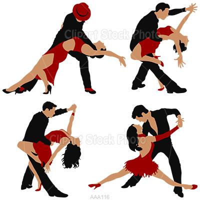 400x400 Danse Clipart Salsa Dancing