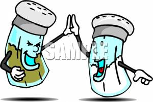 Salt Clipart Free On