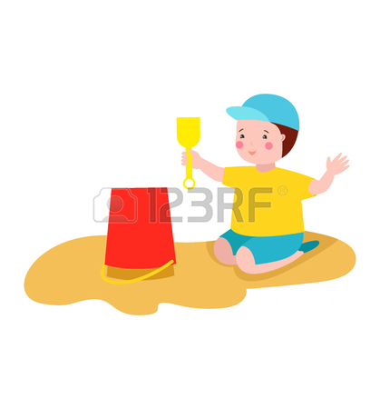 419x450 291 Playing Sandbox Cliparts, Stock Vector And Royalty Free