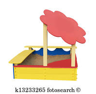 198x194 Child Playing Sandbox Stock Illustrations. 159 Child Playing