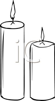 192x350 Candle Clipart, Suggestions For Candle Clipart, Download Candle